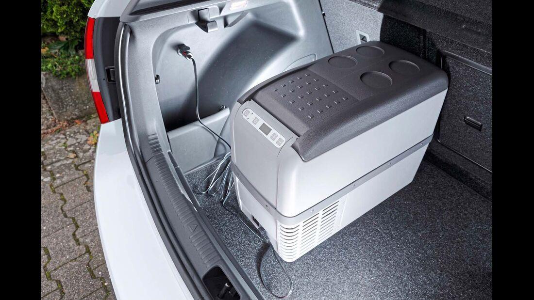 Kompressor-Kühlbox Waeco Kofferraum