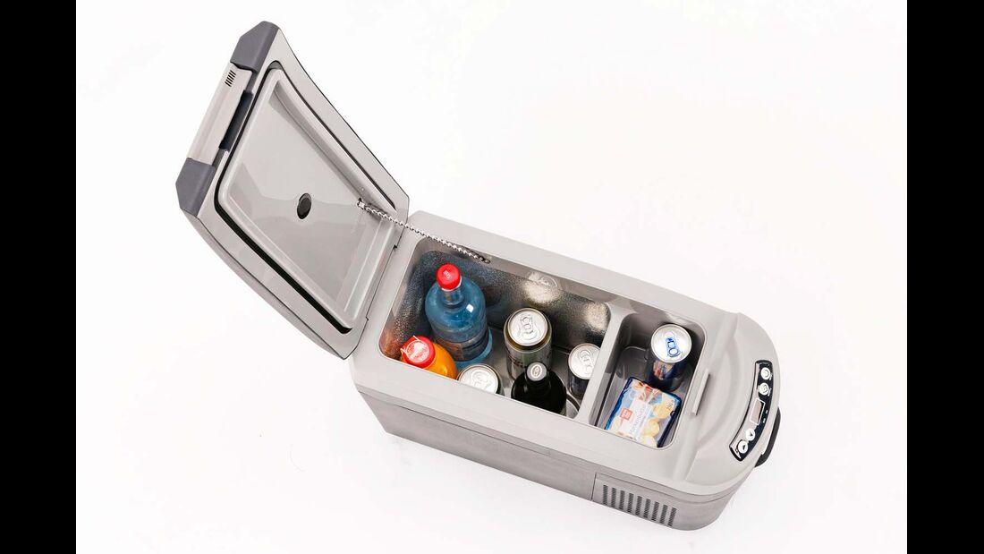 Kompressor-Kühlbox Webasto Isotherm TB18 innen