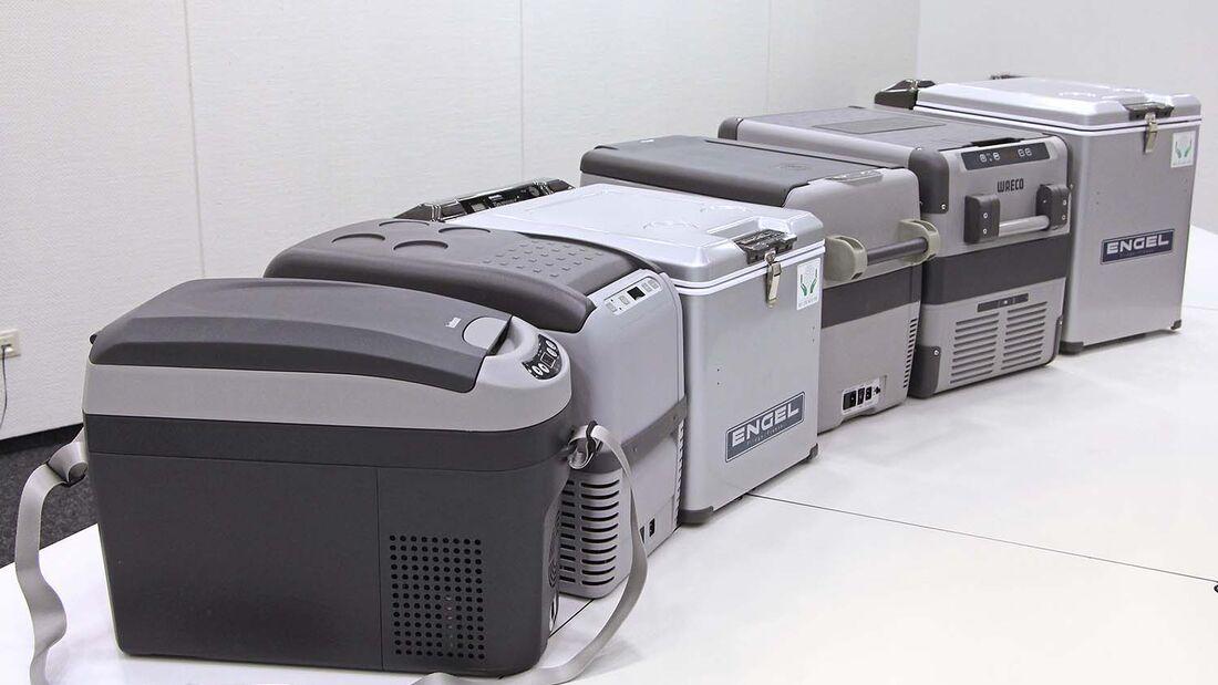 Kompressor-Kühlboxen