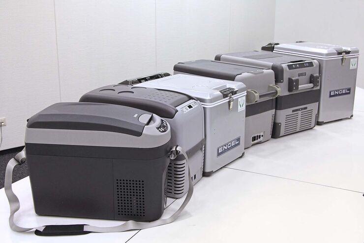 6 kompressor k hlboxen im test caravaning. Black Bedroom Furniture Sets. Home Design Ideas