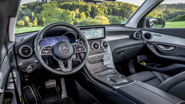 Konzeptvergleich Mercedes GLC vs Mercedes GLB