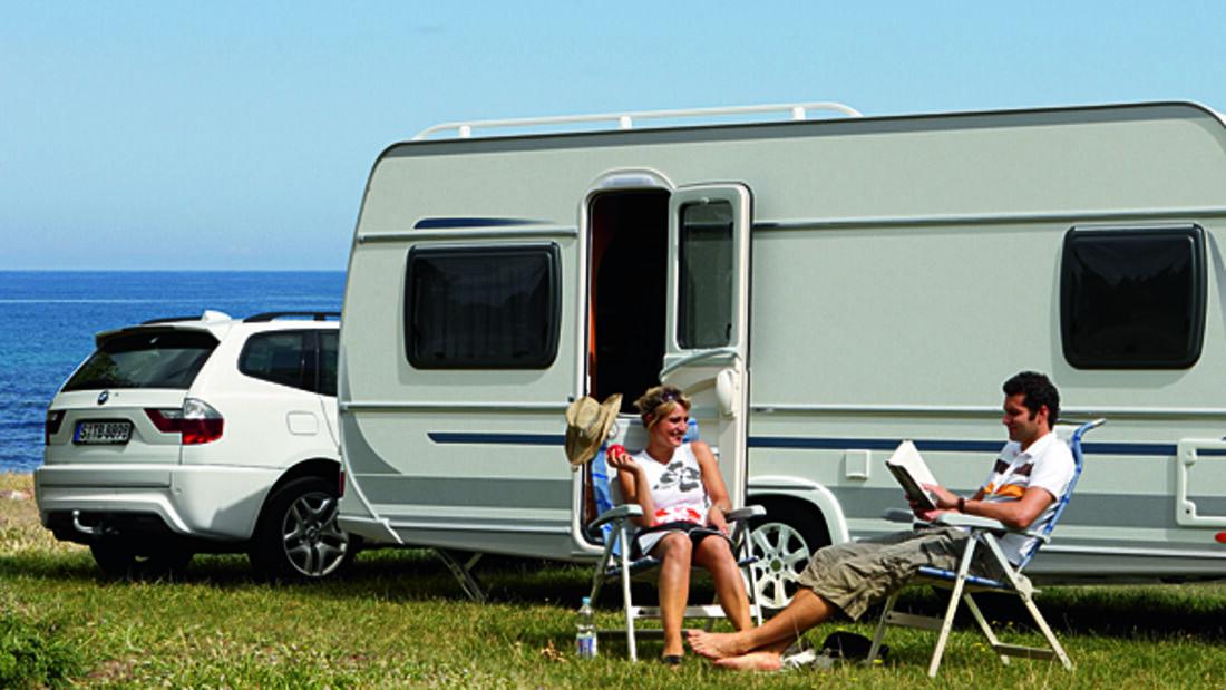 Kroatien Camping Privatgrundstücken Caravan Wohnwagen Reisemobil Wohnmobil