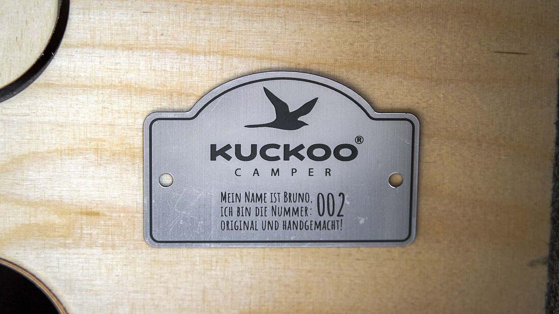 Kuckoo Camper Bruno
