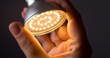LED, Lampe, Austausch, Leuchtmittel