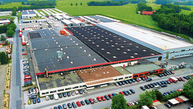 LMC-Werk in Sassenberg