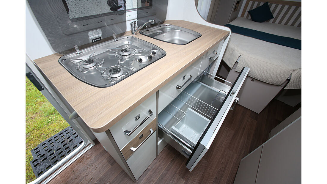 La Mancelle Liberty Küche