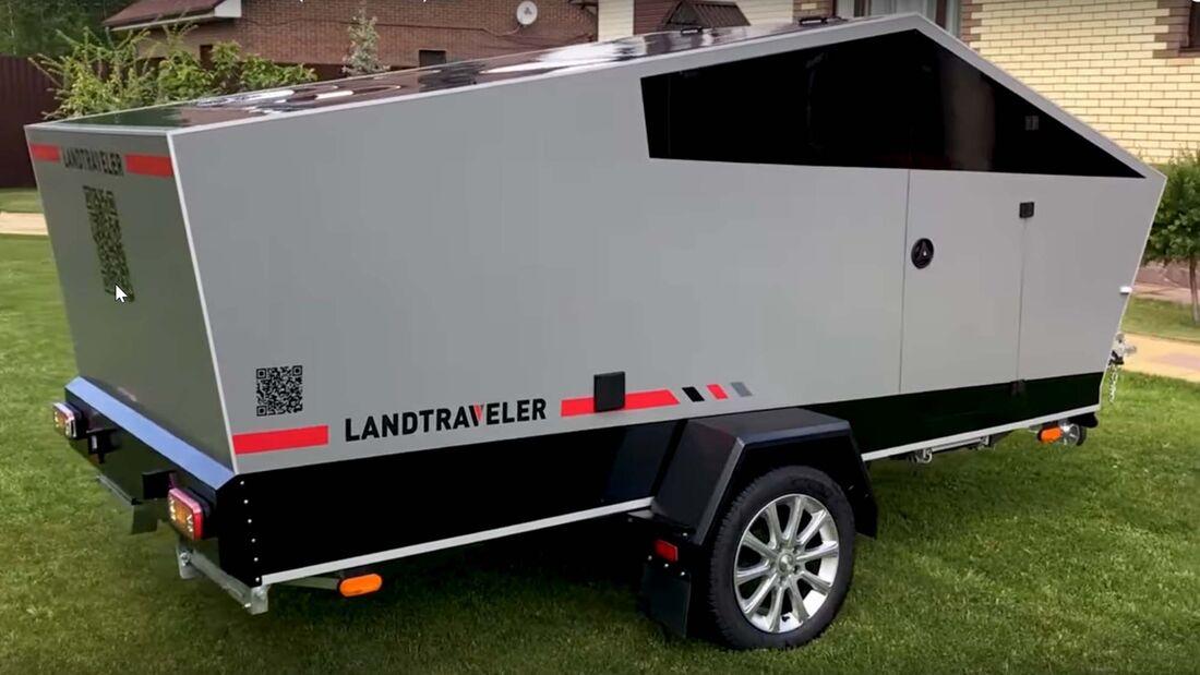 Landtraveler Cybertruck