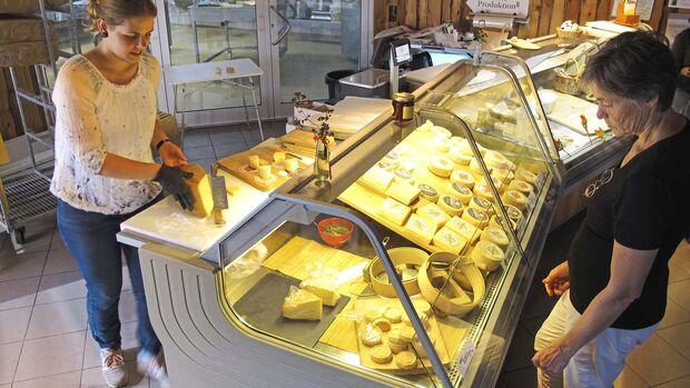 Landvergnügen Käse