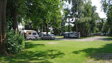 Lech-Camping in Mühlhausen