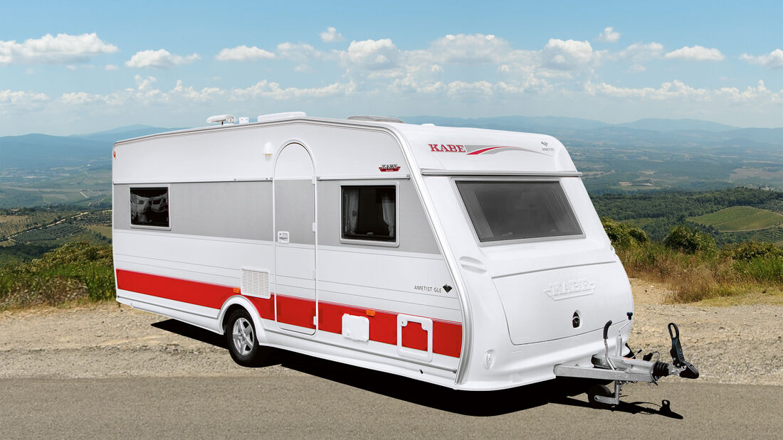Leserwahl 2020, Caravans des Jahres, Reisemobile, Obere- und Luxusklasse