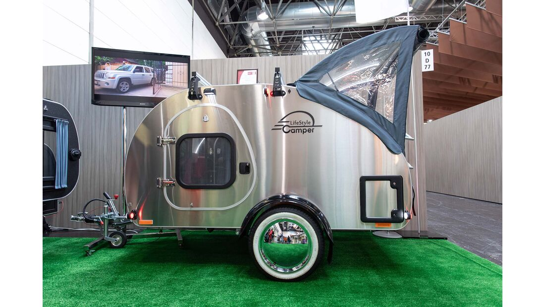 Lifestyle Camper