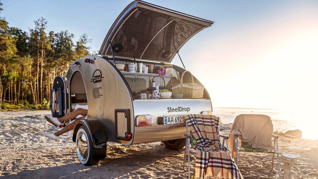 Lifestyle Camper Steeldrop