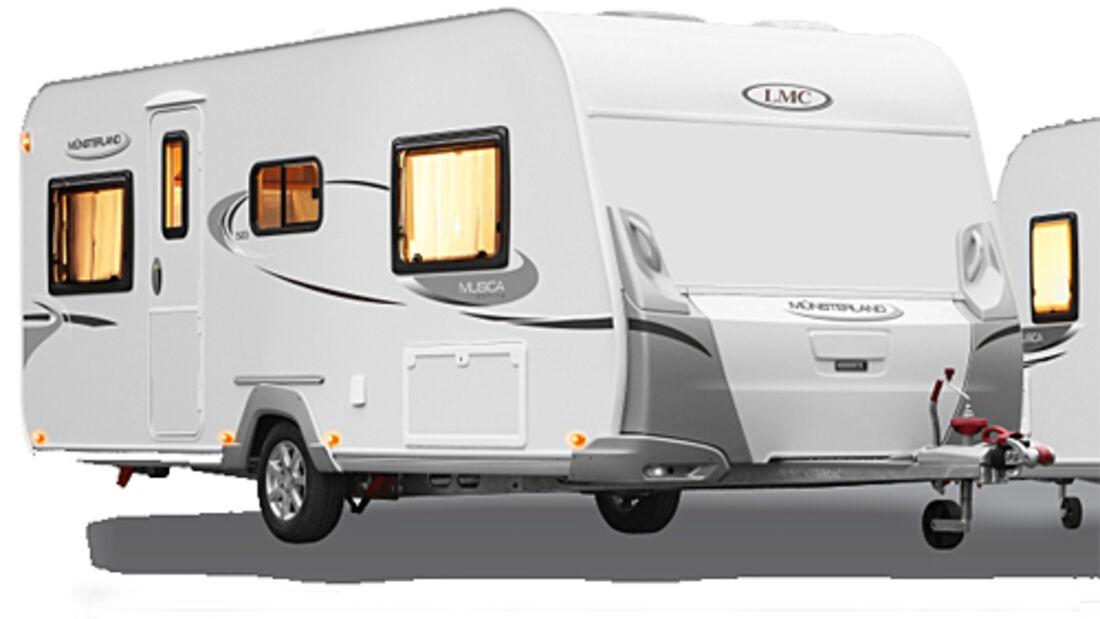 Lmc, Reisemobil, wohnmobil, caravan, wohnwagen