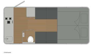 Lume Traveler 540 Nordic
