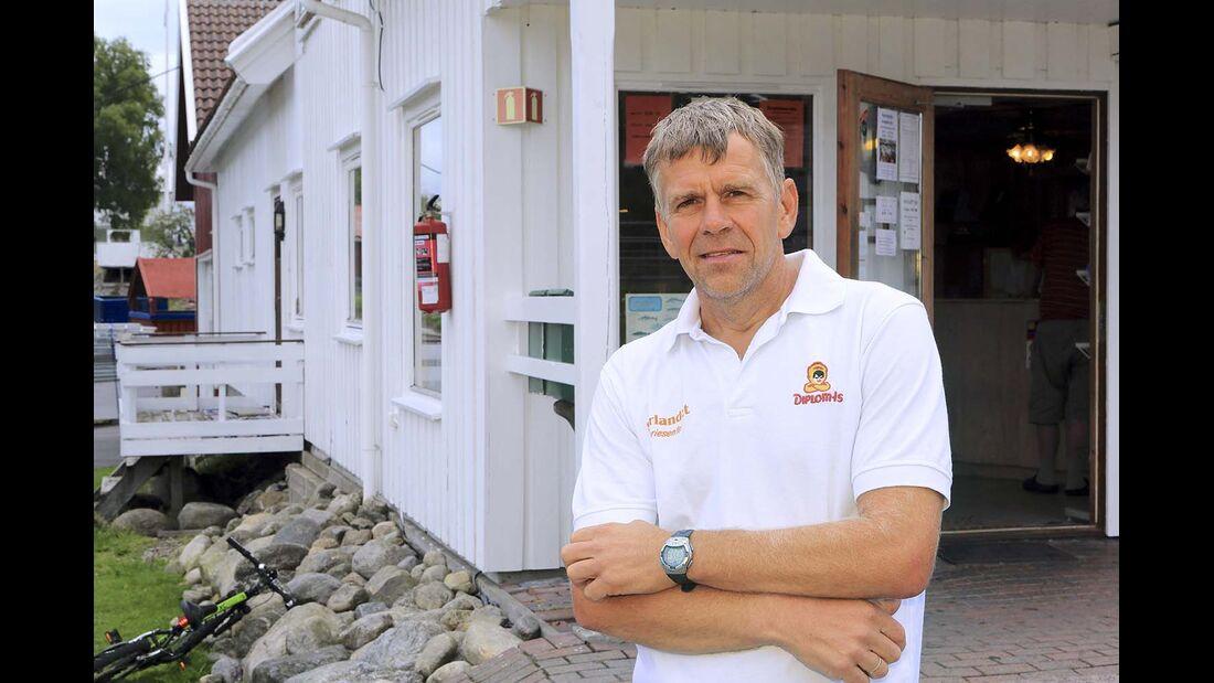 Mads Henrik Sandnes Sørlandet Feriesenter