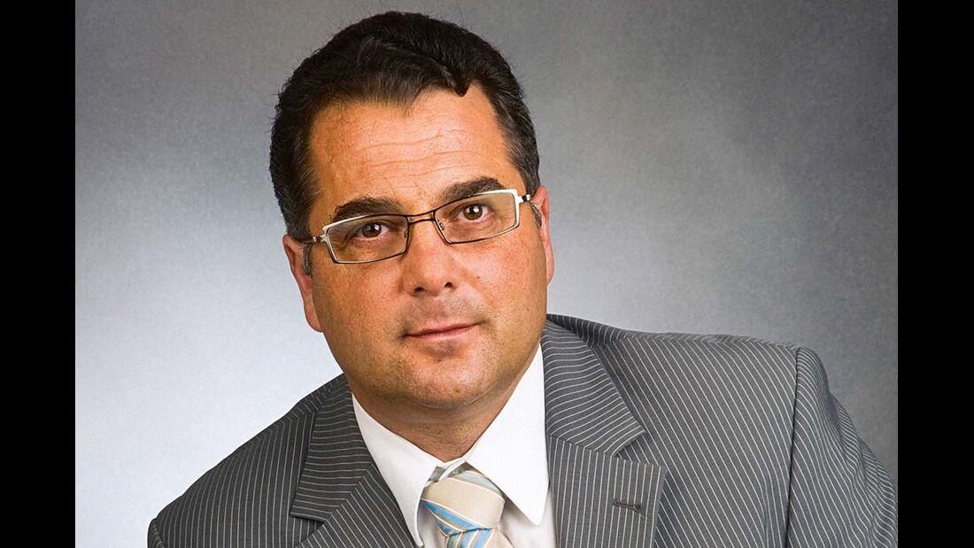 Markus Pangerl, Leitung Produkt-Management bei Bürstner Kehl