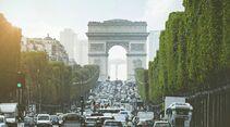 Mehr Umweltzonen in Frankreich