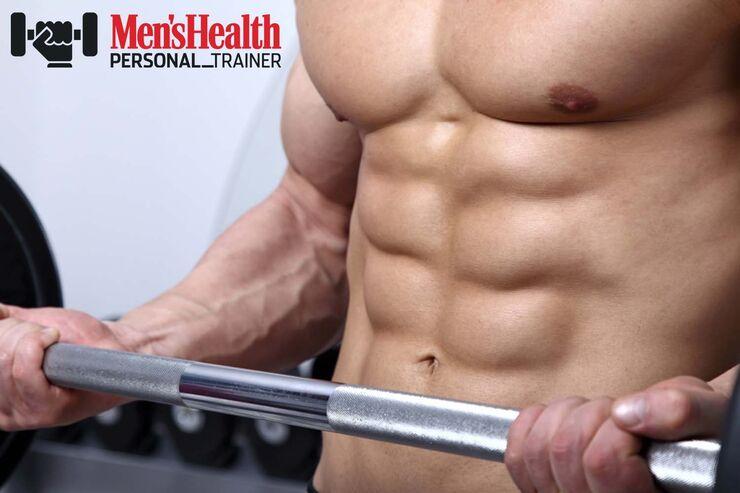 Men's Health Personal Trainer App