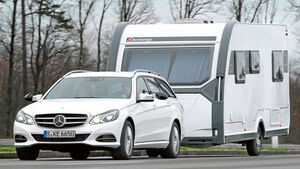 Mercedes E-Klasse Zugwagen