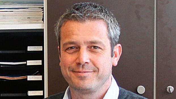 Michael Schmitz, Leiter Konstruktion und Entwicklung