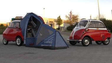 Microlino Camper