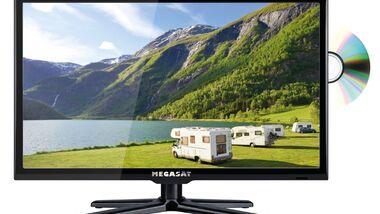 Mit der Royal Line bringt Megasat eine neue TV-Geräteserie auf den Markt, die Camperherzen höher schlagen lassen soll.