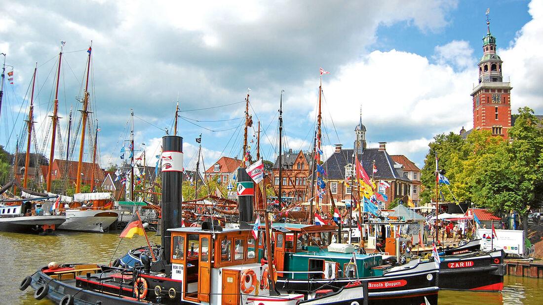 Mobil-Tour: Ostfriesland, Museumshafen