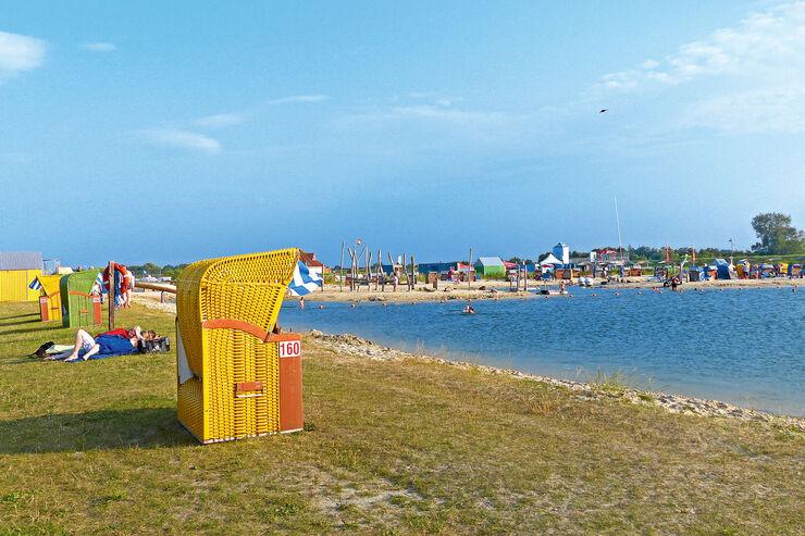Camping-Tipp an der Nordsee: Halbinsel Butjadingen: Grüne Halbinsel für Naturfreunde