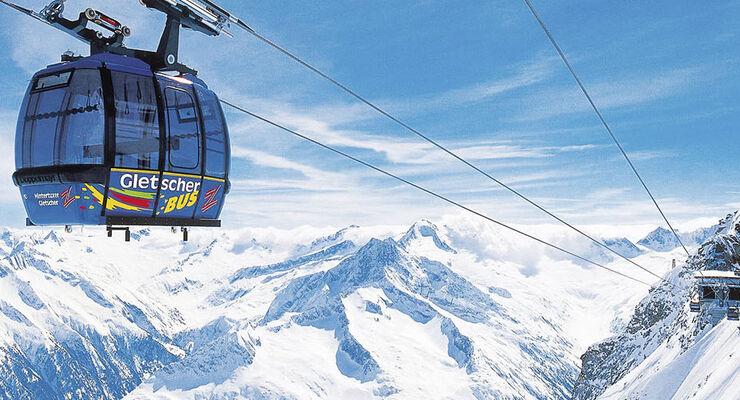 Mobil-Tour: Zillertal