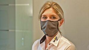 Mundschutzmaske Wigo