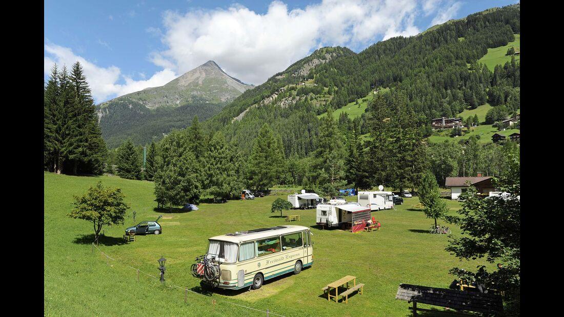 Nationalpark Camping