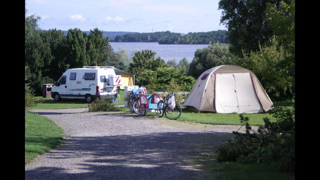 Natur- und Abenteuercamping Stausee Bautzen