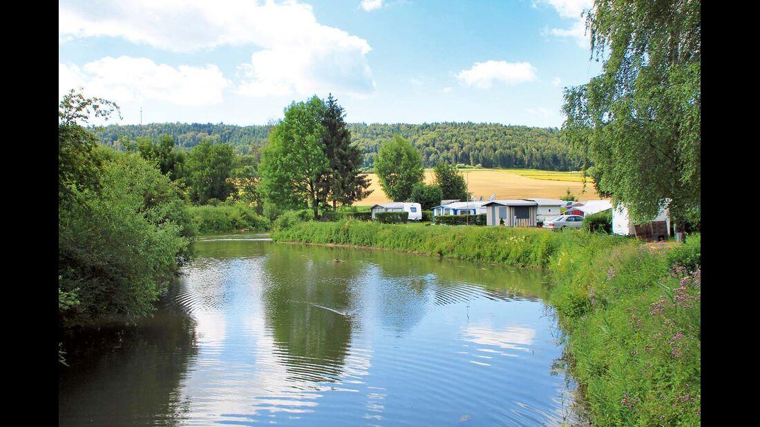 Naturpark-Camping Beilngries.