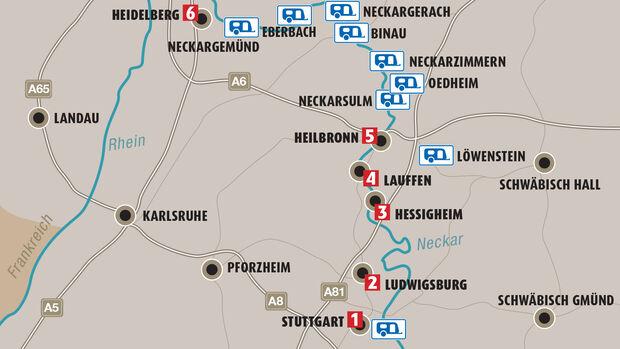 Neckarregion