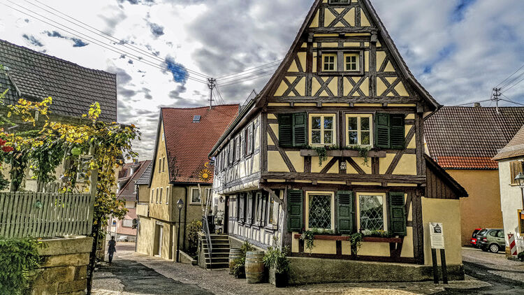Caravan Tour Neckarregion Von Stuttgart Nach Heidelberg Caravaning