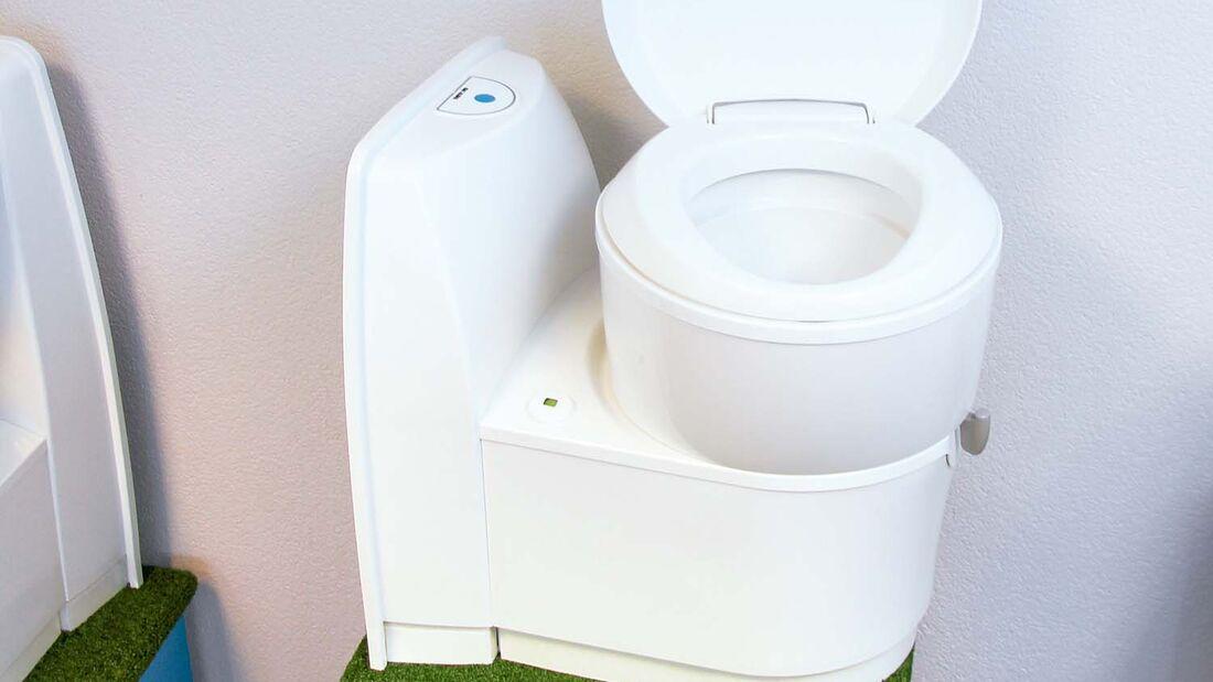 Neue Toilette C-220 von Thetford