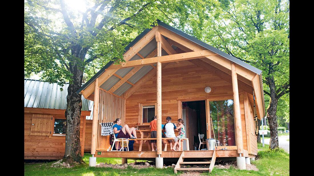Neuer Campingplatz