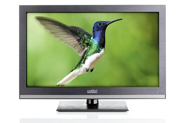 Neues Zubehör: Fernsehen