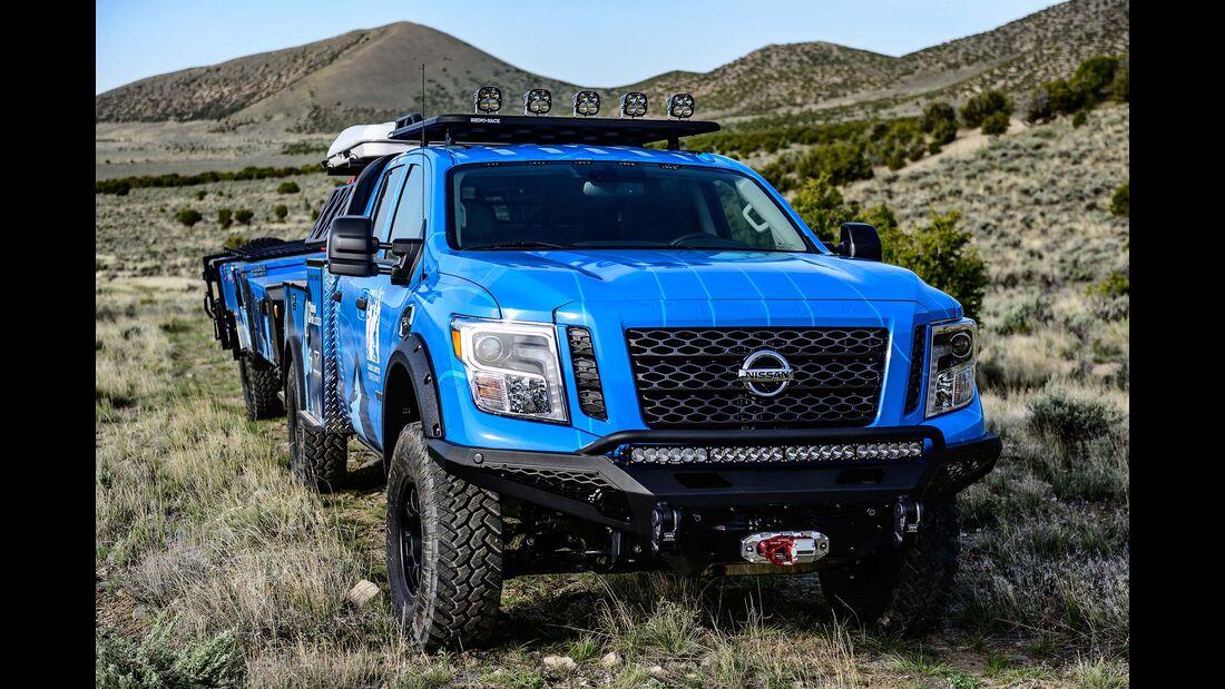 Nissan Destination Frontier Pickup