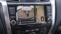 Nissan Navara im Zugwagentest