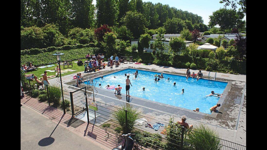 Noord-Scharwoude: neu eröffnet und bestens für Kinder geeignet.