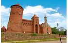 Nordost-Polen, Masuren, Schloss