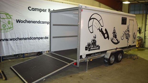 Nordvan Heavy Duty Caravan