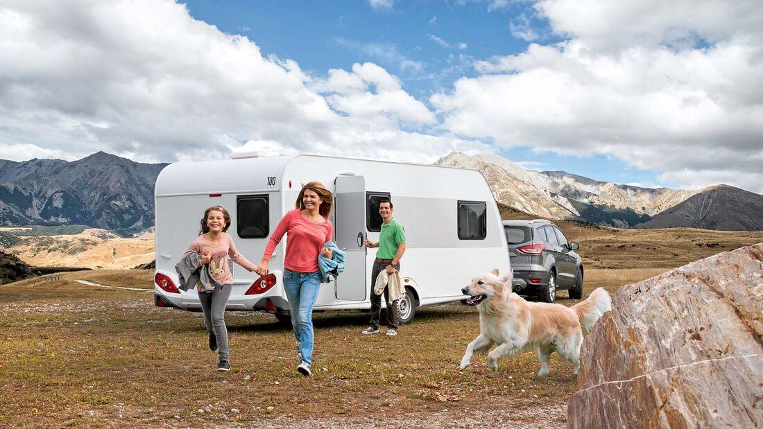 Ob Diebstahl oder Krankheit – unterwegs helfen Camping- und Reisekranenversicherung weiter.