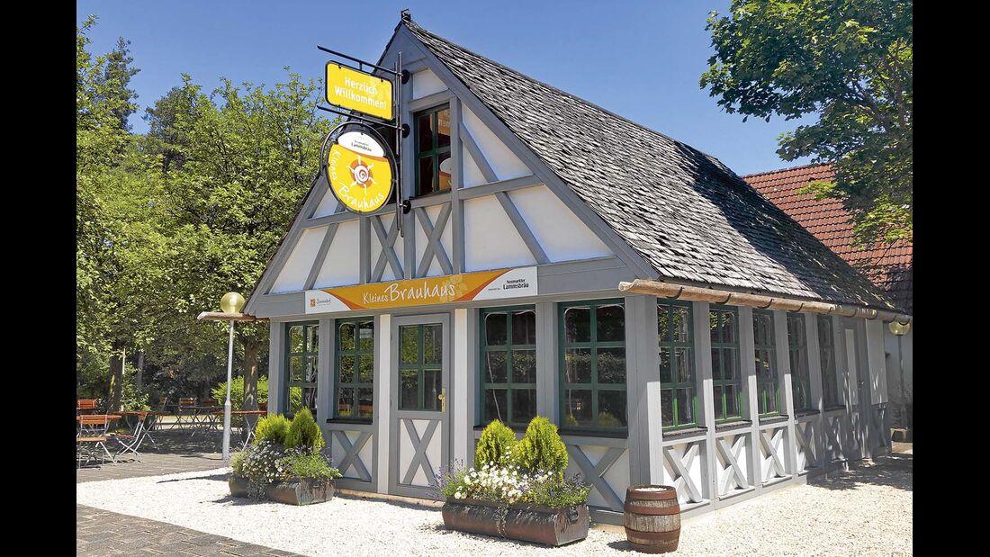 Ökobraurerei Landgsthof Sonnenhof