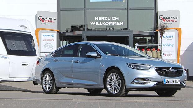 Opel Insignia Grand Sport Zugwagen