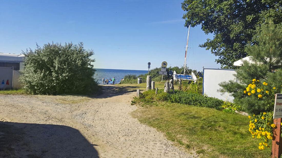 Ostseecamping Beckerwitzer Strand