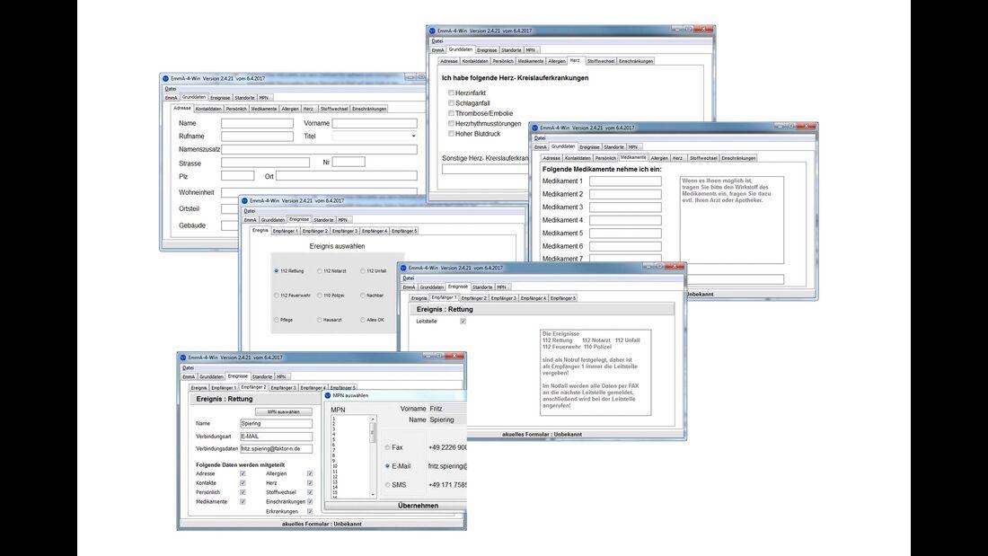 PC konfiguration