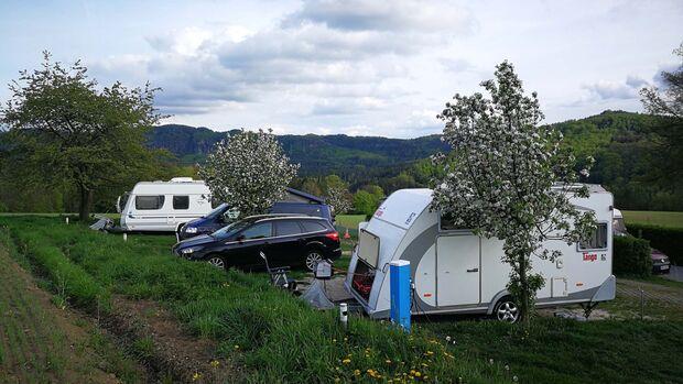 Panorama-Camping Kleine Bergoase
