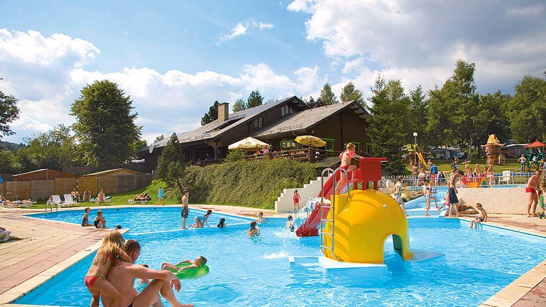 Panoramacamping Petite Suisse